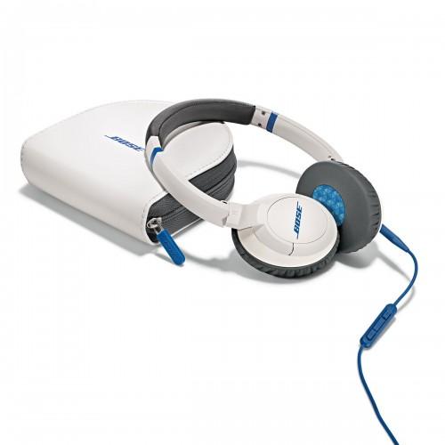 Auscultadores On Ear SoundTrue (brancos)