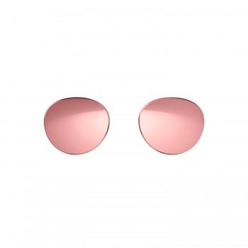Lentes para Bose Frames Rondo - Rose Gold Espelhado
